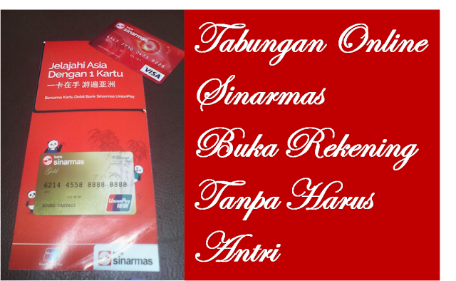 Image result for tabungan online bank sinarmas