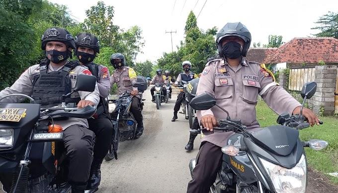 Antisipasi Ancaman Terorisme, Polsek Woja Gelar Patroli Pengamanan