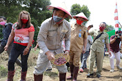 Wagub Kandouw Masifkan Gerakan 'Mari Jo Bakobong' di Boltim