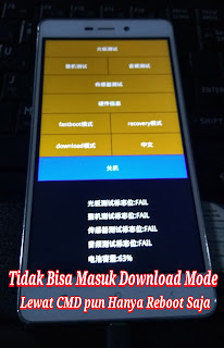 masuk download mode xiaomi malah reboot