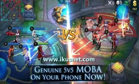 Hack Mod Mobile Legends Apk
