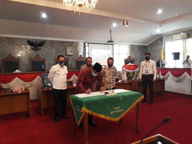 Pemkot dan DPRD Kota Sukabumi Sepakati KUA PPAS 2021
