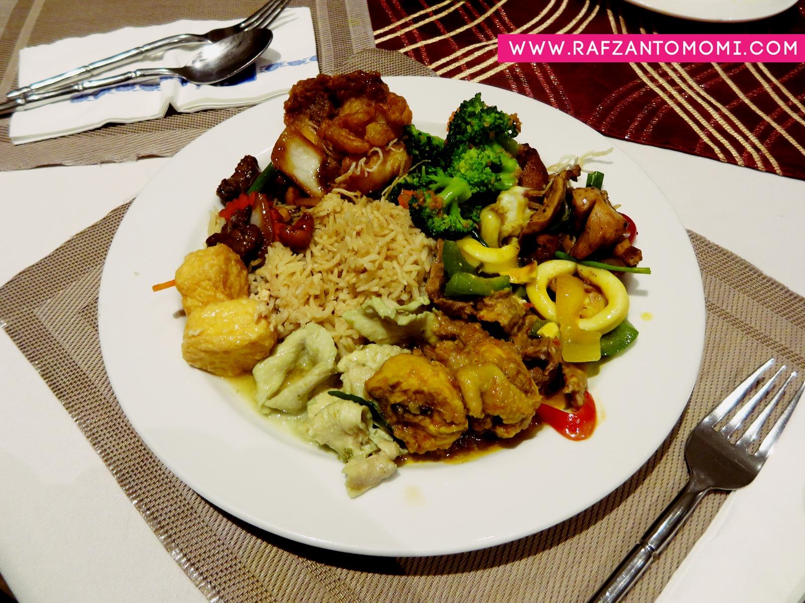 Buffet Ramadhan 2017 - Buka Puasa Selera Thai Di Imperial Chakri Place