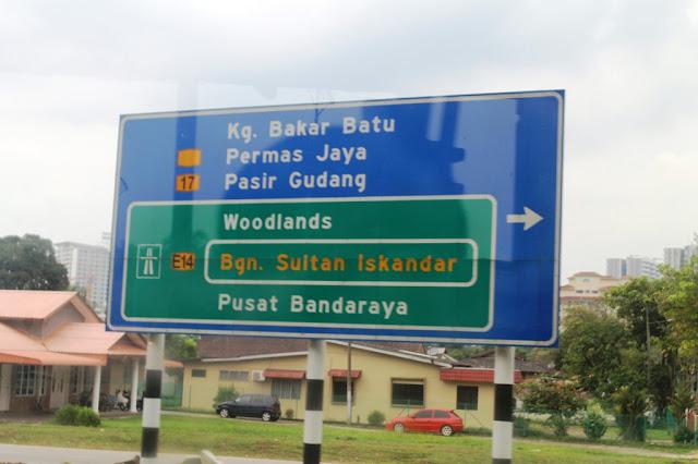 Kampung Bakar Batu Johor Bahru Malaysia