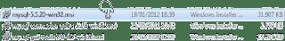 """<img src=""""https://1.bp.blogspot.com/-SFEjsQDiGcA/XJ3t3p3Oq8I/AAAAAAAAAhE/-WwAqwMh2bY0xRaCNEi3PIhf02DaVLbPgCLcBGAs/s320/Instalasi%2BMySQL%2B5.5%2B-%2Baplikasi-sia-bumdes-klik-2-kali-file-nya-administrasi-bumdes.png"""" alt=""""aplikasi SIA BUMDes, My Sql dan restore database instalasi""""/>"""
