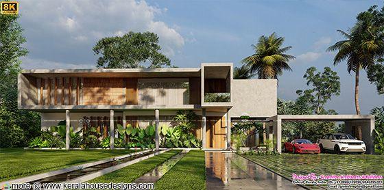 luxury modern residence design
