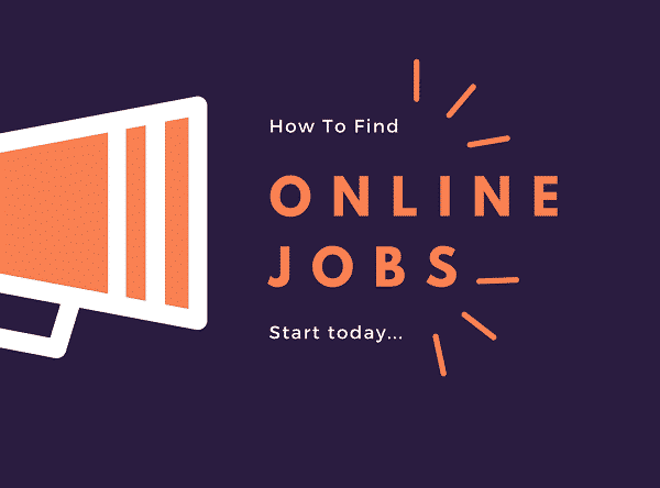 Online Jobs Work from home