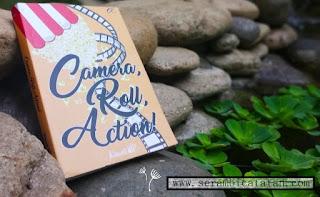 Review Novel Camera Roll Action! Karya Kinanti WP - serambicatatan.com