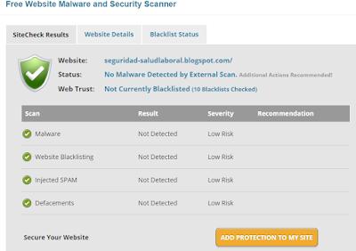 Como saber si tu web tiene virus 2