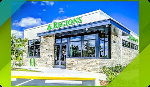 Agence Regions Bank