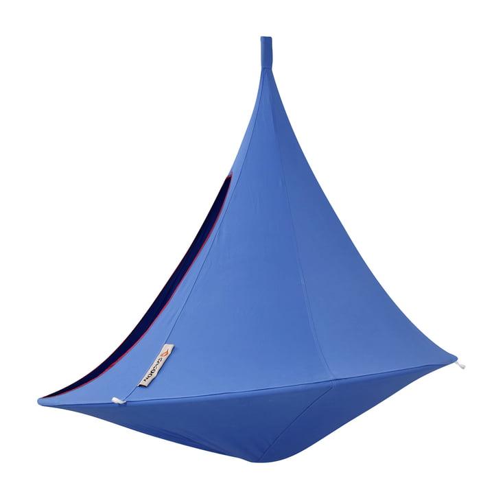 Namiot wiszący niebieski