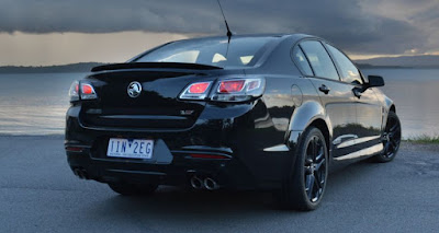Holden Commodore SS V 2018 Review, Specs, Price