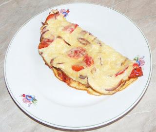 omleta, omleta cu rosii, omleta taraneasca, omleta pufoasa, omleta cu legume, mic dejun, fel de mancare, retete culinare, retete de mancare, gustari,