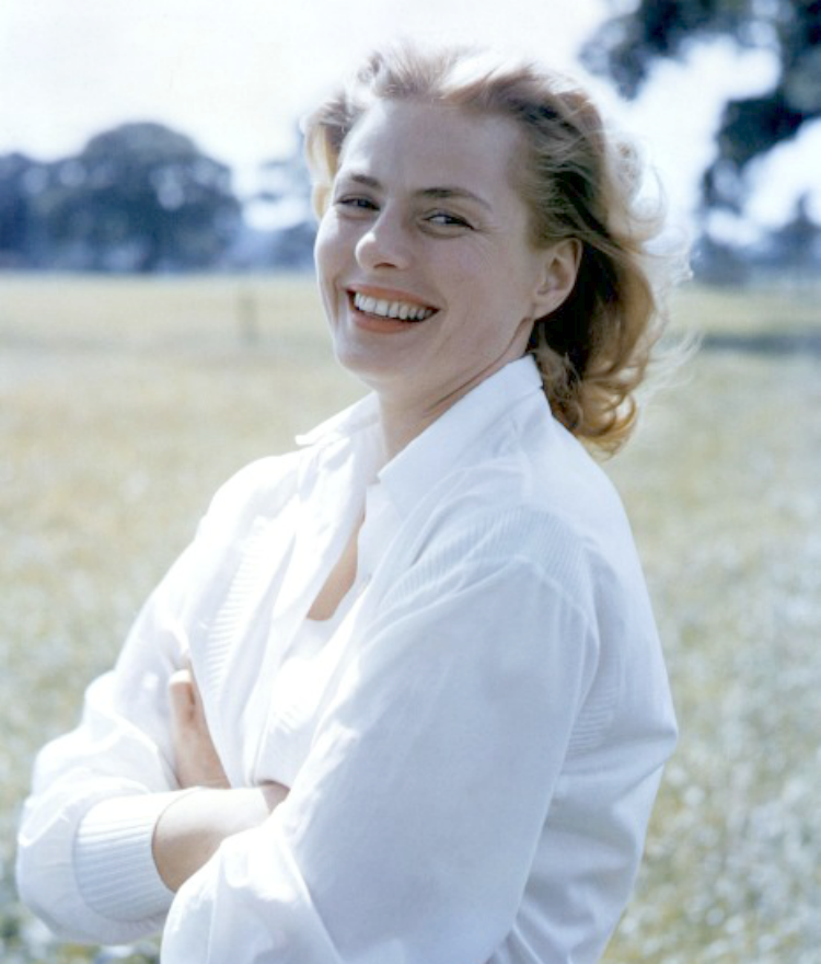 Ingrid Bergman Documentary