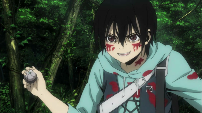 Info Anime Btooom! Season 2