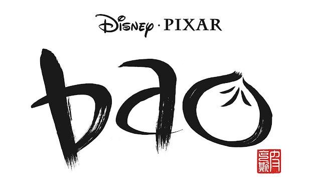 Pixar Bao Logo