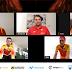 Así fue la 2ª quedada virtual del #TeamESPciclismo con David Valero, Felipe Orts y Mavi García