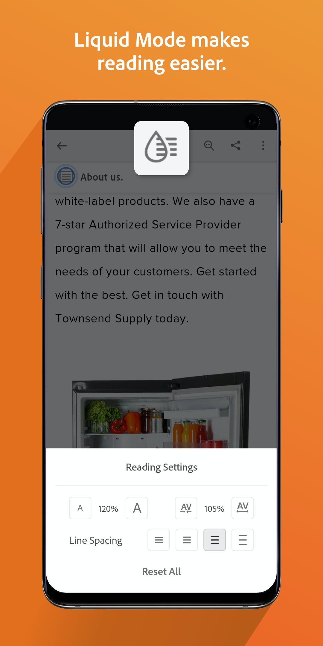 تنزيل تطبيق Adobe Acrobat Reader