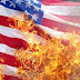 Trump propone quitar la nacionalidad a quienes quemen banderas de EE. UU.
