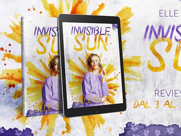 *review Tour* Invisible sun di Elle Eloise
