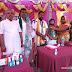 राजद  महिला प्रकोष्ठ के जिला अध्यक्षा का नागरिक अभिनंदन समारोह।