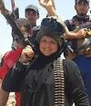 الشهيدة البطلة الشيخة أمية ناجي جبارة الجبوري
