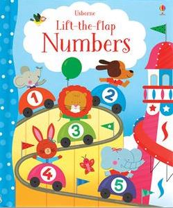 Learning from Home with Usborne - Lift the Flap Numbers