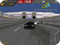 Need For Speed II SE PC Game Snapshot 2