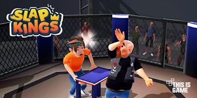 لعبة صفعة الملوك Slap Kings مهكرة للأندرويد رابط مباشر