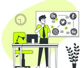 cara menjadi blogger sukses - gunakan sosial media