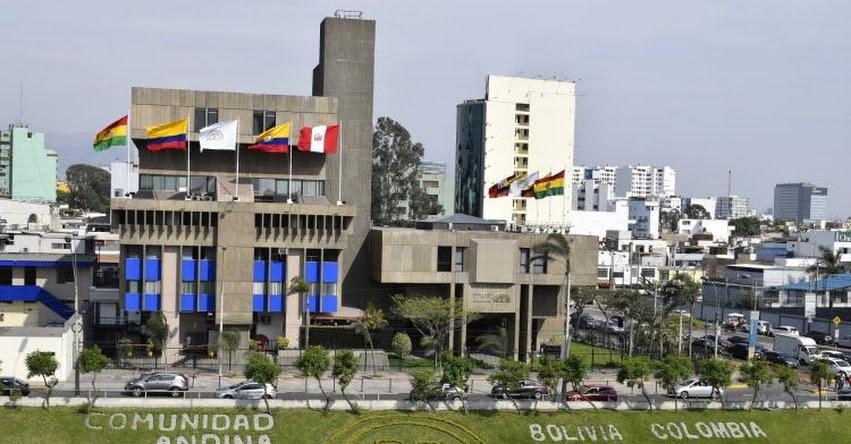 CAN: Comunidad Andina de Naciones saluda al presidente Francisco Sagasti