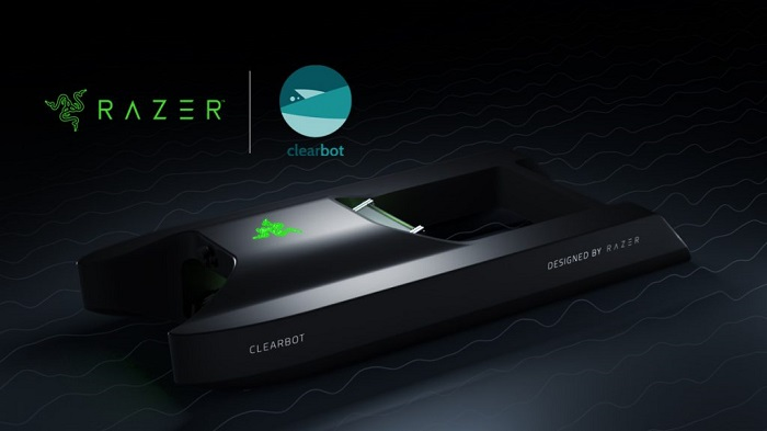 Razer Clearbot To Clean Up The Ocean For Us
