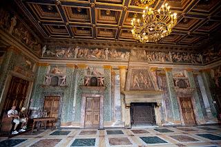 Amor psique Villa Farn - A alma de Trastevere