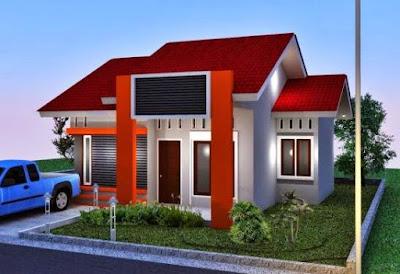 Contoh Model Atap Rumah Minimalis 1 & 2 Lantai Terbaru