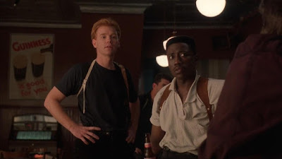 David Caruso, Wesley Snipes King of New York (1990)
