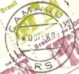 Carimbo de Camaquã