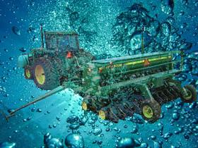 水中農場(素材使用)