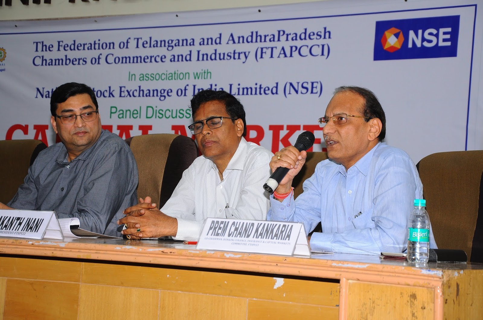 The Federation of Telangana Chambers of Commerce and Industry (FTCCI
