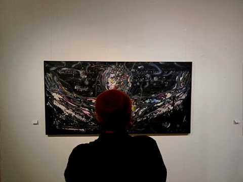 Pameran Energy di Galeri Pusat Kebudayaan YPK Bandung