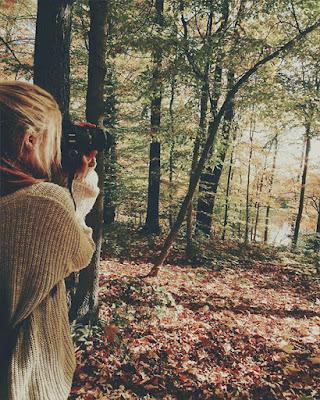 foto tumblr en la naturaleza