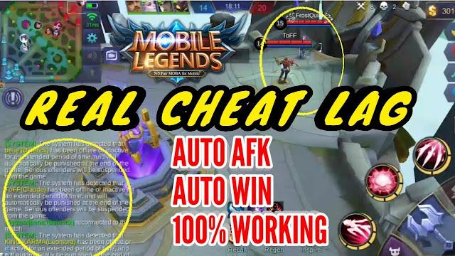 Cheat Mobile Legends Lag Hack Mod ESP Aimbot Wallhack VIP Anti Ban