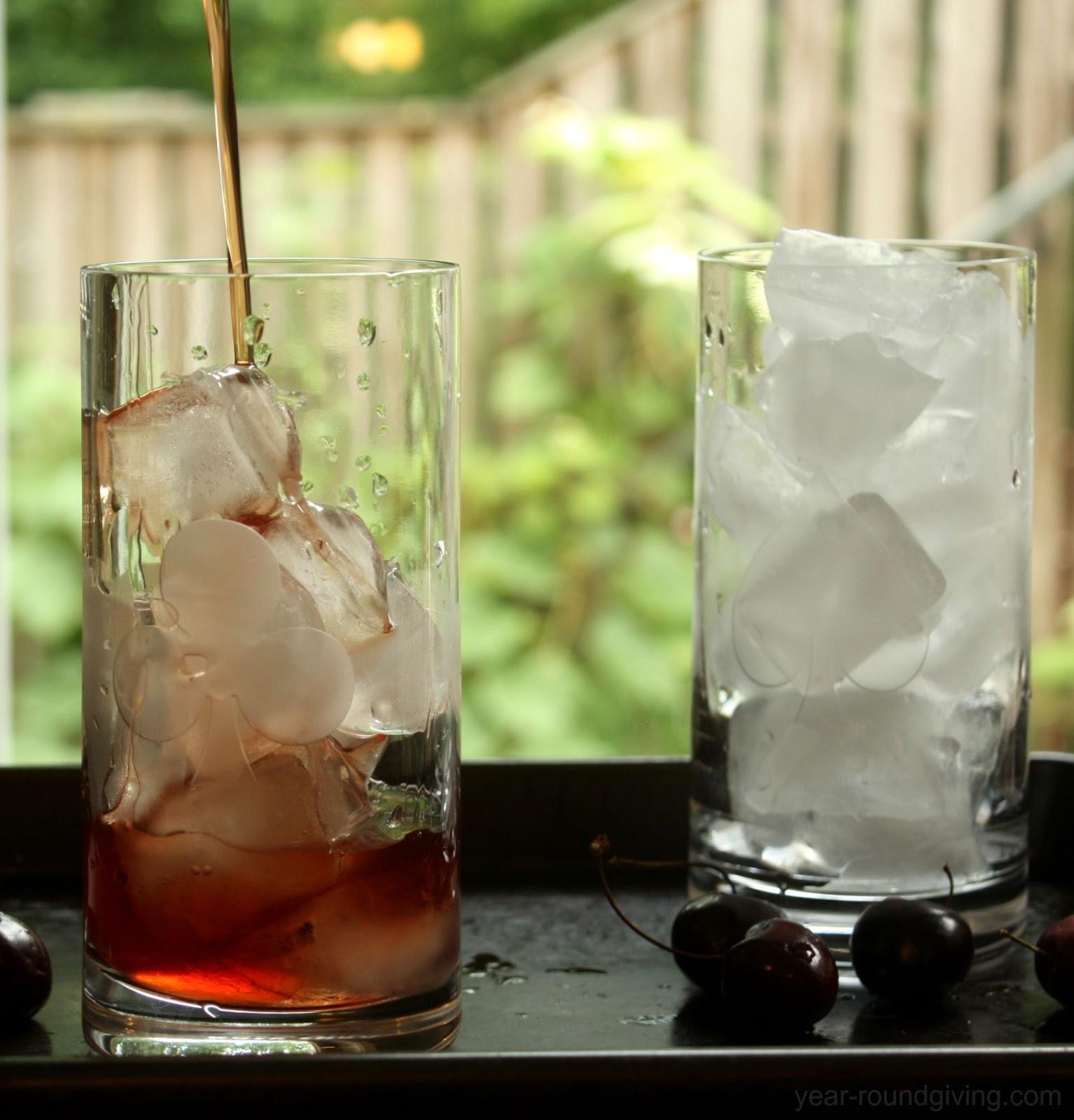 how to make bourbon and coke