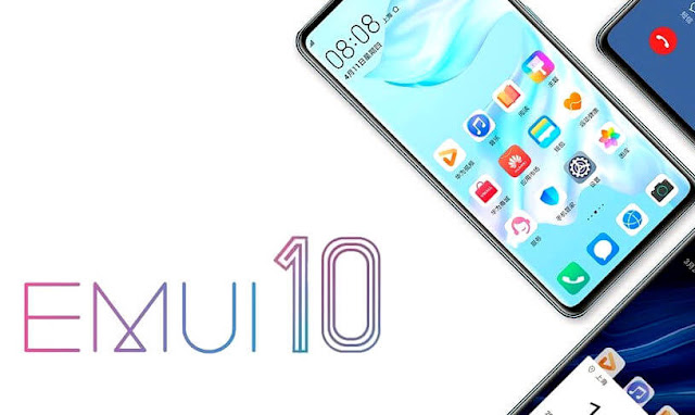 huawei EMUI 10 promotional video