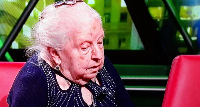 """La pensionista Paquita manda un mensaje a Rajoy: """"No sé cómo tiene la cara tan dura"""""""