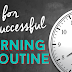 Morning Routines for a Successful Classroom