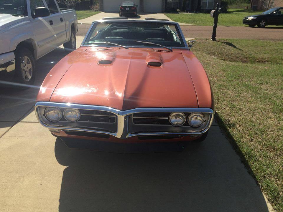Driver 88 Craigslist Find: 1968 Pontiac Firebird Convertible ~ The