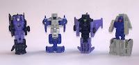 Air Strike Patrol Robot Modes