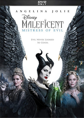 Maleficent: Mistress of Evil [2019] [DVD R1] [Latino]