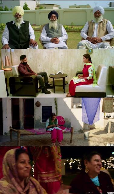 Jaddi Sardar (2019) Full Movie Download Punjabi 480p HDRip || Moviesda