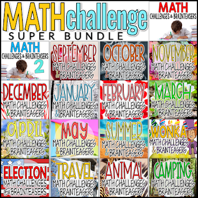 https://www.teacherspayteachers.com/Product/Math-Challenges-Brainteasers-GROWING-BUNDLE-Fast-Finishers-HW-Extensions-3086292?utm_source=ST%20Blog&utm_campaign=MC%20Bundle%20MC%20Freebie%20Post
